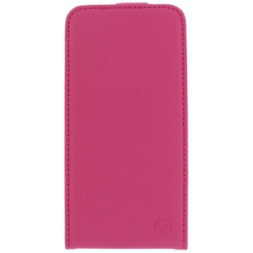 Productafbeelding van de Mobilize Ultra Slim Flip Case Pink Samsung Galaxy Alpha