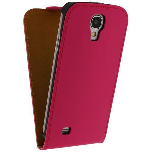 Productafbeelding van de Mobilize Ultra Slim Flip Case Pink Samsung Galaxy S4