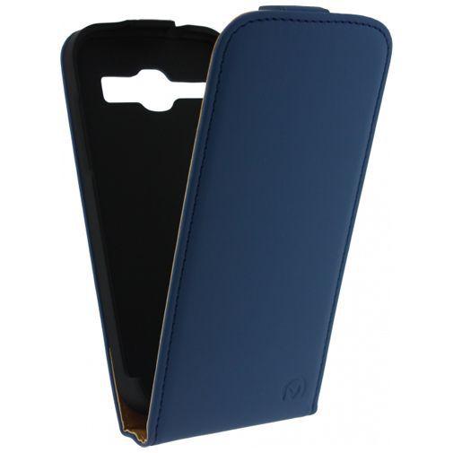 Productafbeelding van de Mobilize Ultra Slim Flip Case Samsung Galaxy Core Dark Blue