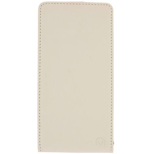 Productafbeelding van de Mobilize Ultra Slim Flip Case White Sony Xperia Z1