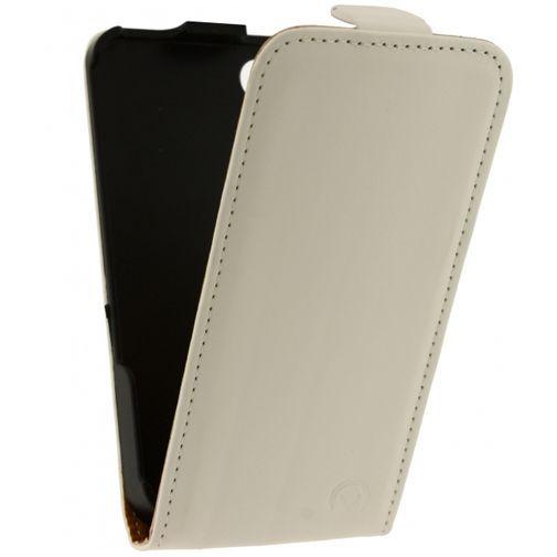 Productafbeelding van de Mobilize Ultra Slim Flip Case White Apple iPhone 4/4S