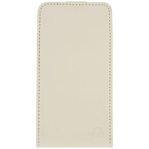 Productafbeelding van de Mobilize Ultra Slim Flip Case White Nokia Lumia 530