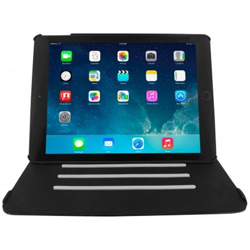 Productafbeelding van de Mobiparts 360 Rotary Stand Black Apple iPad Air 2/Pro 9.7