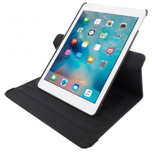 Productafbeelding van de Mobiparts 360 Rotary Stand Case Black Apple iPad Pro 9.7