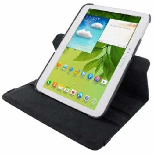 Productafbeelding van de Mobiparts 360 Rotary Stand Samsung Galaxy Tab 3 10.1 Black