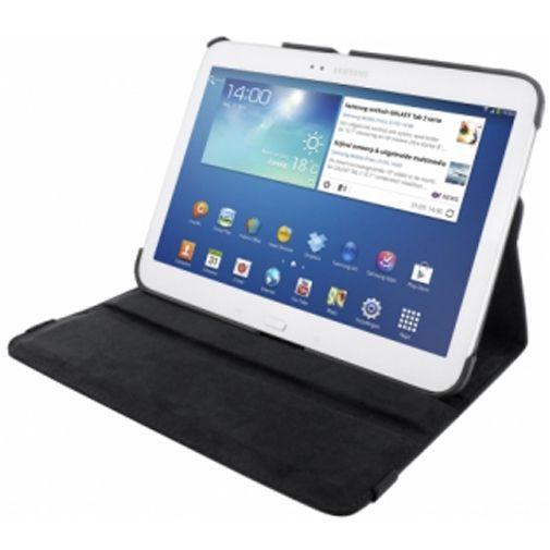 Productafbeelding van de Mobiparts 360 Rotary Stand Samsung Galaxy Tab 3 10.1 Black