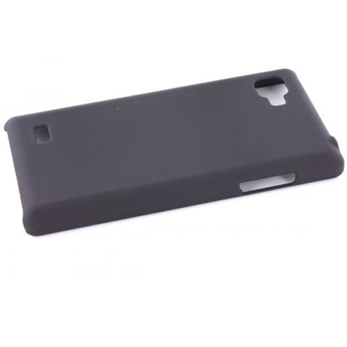 Productafbeelding van de Mobiparts Backcover LG Optimus 4X HD Black