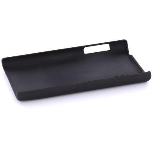 Productafbeelding van de Mobiparts Backcover LG Optimus L5 Black