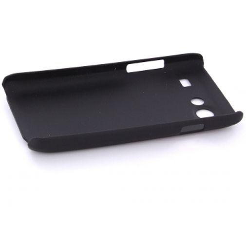 Productafbeelding van de Mobiparts Backcover Samsung Galaxy S Advance i9070 Black