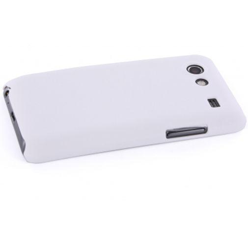 Productafbeelding van de Mobiparts Backcover Samsung Galaxy S Advance i9070 White