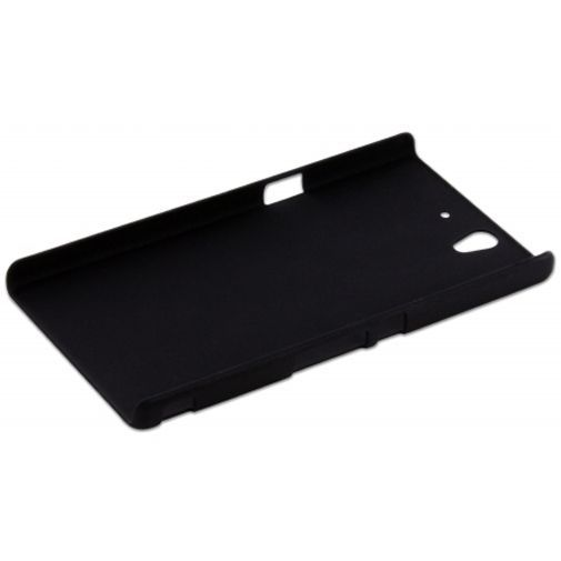 Productafbeelding van de Mobiparts Backcover Sony Xperia Z Black