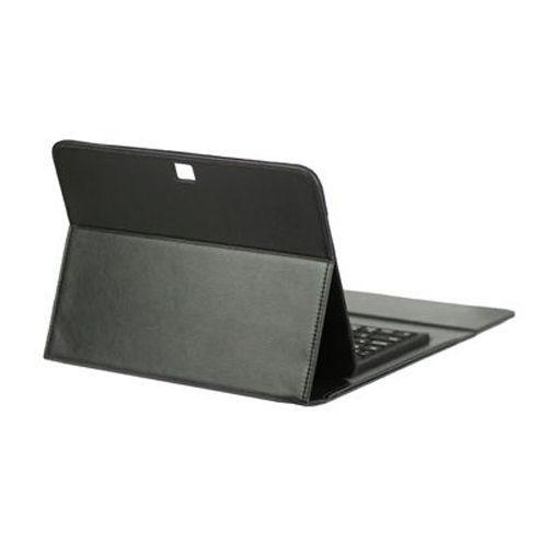 Productafbeelding van de Mobiparts Case Bluetooth Keyboard Black Samsung Galaxy Tab 10.1