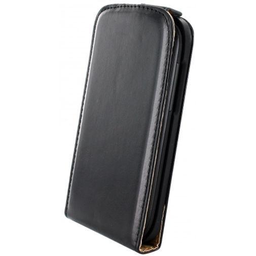 Productafbeelding van de Mobiparts Classic Flip Case HTC Desire X Black