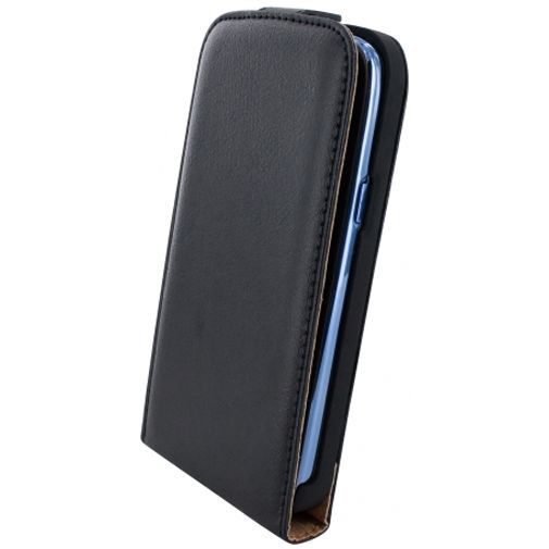 Productafbeelding van de Mobiparts Classic Flip Case Samsung Galaxy Core Black