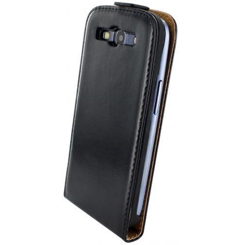 Productafbeelding van de Mobiparts Classic Flip Case Samsung Galaxy S3 (Neo) Black