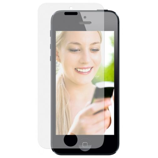 Productafbeelding van de Mobiparts Clear Screenprotector Apple iPhone 5/5S/5C/SE 2-Pack