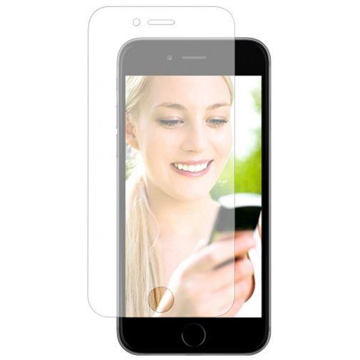 Productafbeelding van de Mobiparts Clear Screenprotector Apple iPhone 7 Plus/8 Plus 2-Pack