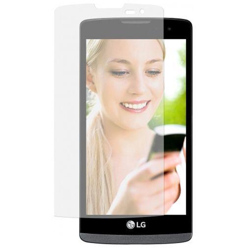 Productafbeelding van de Mobiparts Clear Screenprotector LG Leon 2-Pack