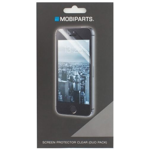 Productafbeelding van de Mobiparts Clear Screenprotector Motorola Moto X Play 2-Pack