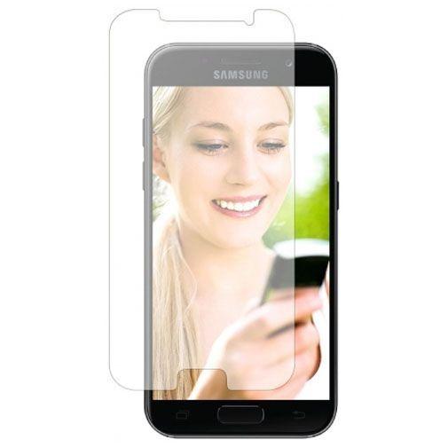 Productafbeelding van de Mobiparts Clear Screenprotector Samsung Galaxy A3 (2017) 2-Pack