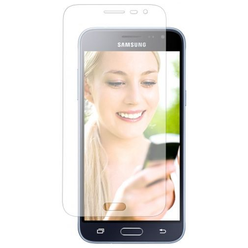 Productafbeelding van de Mobiparts Clear Screenprotector Samsung Galaxy J3 (2016) 2-Pack