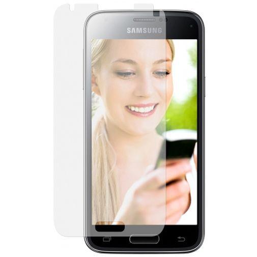 Productafbeelding van de Mobiparts Clear Screenprotector Samsung Galaxy S5 Mini 2-Pack