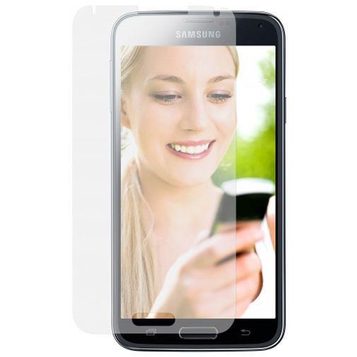 Productafbeelding van de Mobiparts Clear Screenprotector Samsung Galaxy S5/S5 Plus/S5 Neo 2-Pack