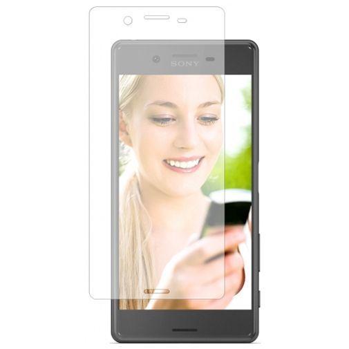 Productafbeelding van de Mobiparts Clear Screenprotector Sony Xperia X 2-Pack