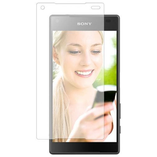 Productafbeelding van de Mobiparts Clear Screenprotector Sony Xperia Z5 Compact 2-Pack