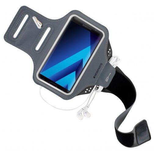 Productafbeelding van de Mobiparts Comfort Fit Sport Armband Black Samsung Galaxy A5 (2017)