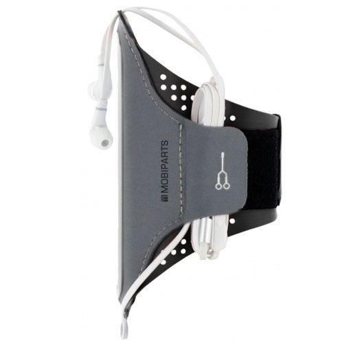 Productafbeelding van de Mobiparts Comfort Fit Sport Armband Black Samsung Galaxy S7 Edge