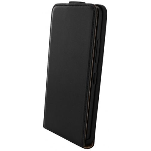 Productafbeelding van de Mobiparts Essential Flip Case Black Microsoft Lumia 640 XL