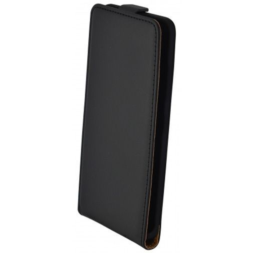 Productafbeelding van de Mobiparts Essential Flip Case Black Microsoft Lumia 650