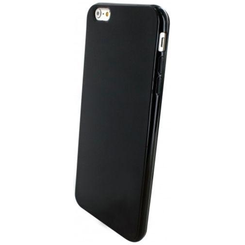 Productafbeelding van de Mobiparts Essential TPU Case Black Apple iPhone 6 Plus/6S Plus
