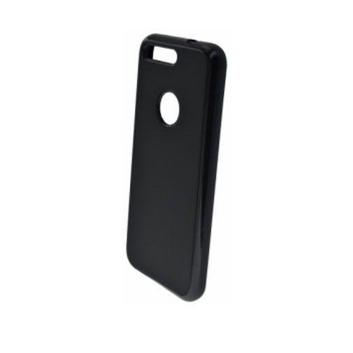 Productafbeelding van de Mobiparts Essential TPU Case Black Google Pixel
