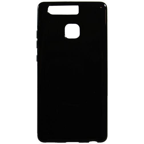 Productafbeelding van de Mobiparts Essential TPU Case Black Huawei P9