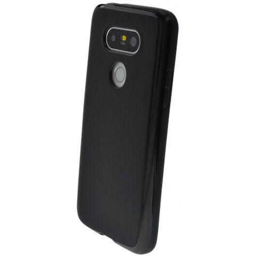 Productafbeelding van de Mobiparts Essential TPU Case Black LG G5 (SE)