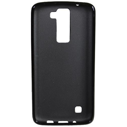 Productafbeelding van de Mobiparts Essential TPU Case Black LG K8