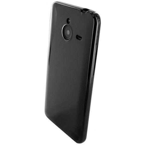 Productafbeelding van de Mobiparts Essential TPU Case Black Microsoft Lumia 640 XL