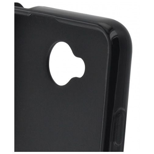 Productafbeelding van de Mobiparts Essential TPU Case Black Microsoft Lumia 650