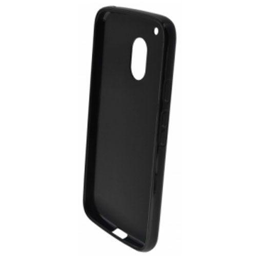 Mobiparts Essential TPU Case Black Motorola Moto G4 Play