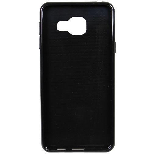 Productafbeelding van de Mobiparts Essential TPU Case Black Samsung Galaxy A3 (2016)