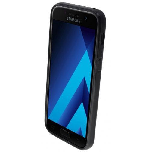 Productafbeelding van de Mobiparts Essential TPU Case Black Samsung Galaxy A5 (2017)
