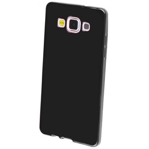 Productafbeelding van de Mobiparts Essential TPU Case Black Samsung Galaxy A5