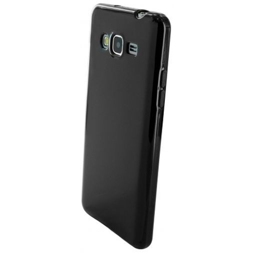 Productafbeelding van de Mobiparts Essential TPU Case Black Samsung Galaxy Grand Prime (VE)