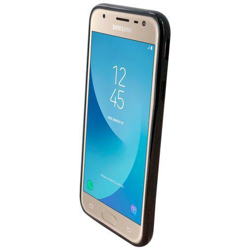 Productafbeelding van de Mobiparts Essential TPU Case Black Samsung Galaxy J3 (2017)