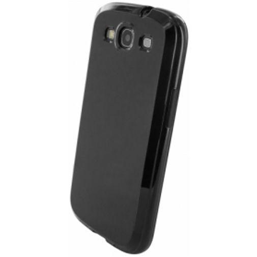 Productafbeelding van de Mobiparts Essential TPU Case Black Samsung Galaxy S3 (Neo)