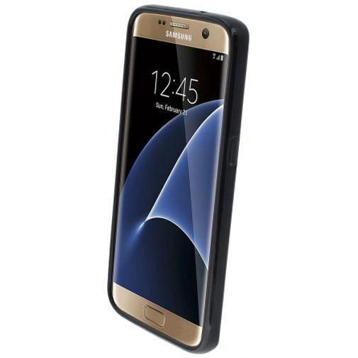 Produktimage des Mobiparts Essential TPU Hülle Schwarz Samsung Galaxy S7