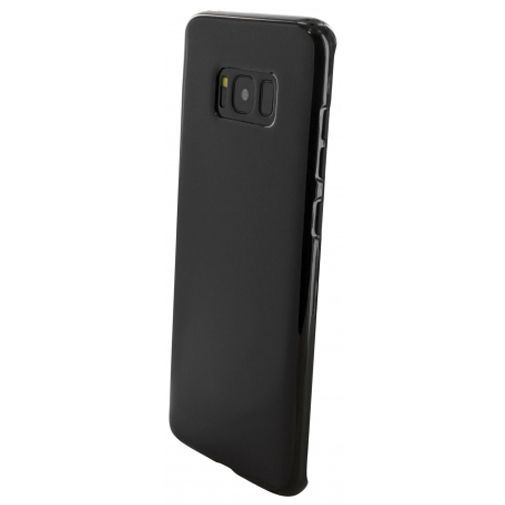Produktimage des Mobiparts Essential TPU Hülle Schwarz Samsung Galaxy S8+