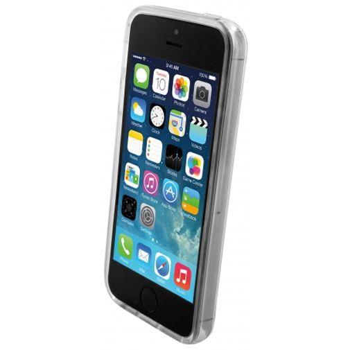 Produktimage des Mobiparts Essential TPU Hülle Transparent Apple iPhone 5/5S/SE